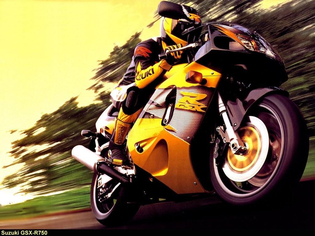 Cool Motorcycle Wallpapers Suzuki Bikes