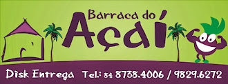 BARRACA DO AÇAI