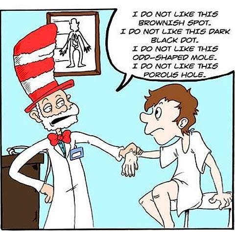 Funny Poems Go To The Heart DrSeuss Dr Seuss Poems