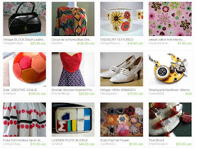 Items from my Etsy shop have been featured in the following Treasuries: