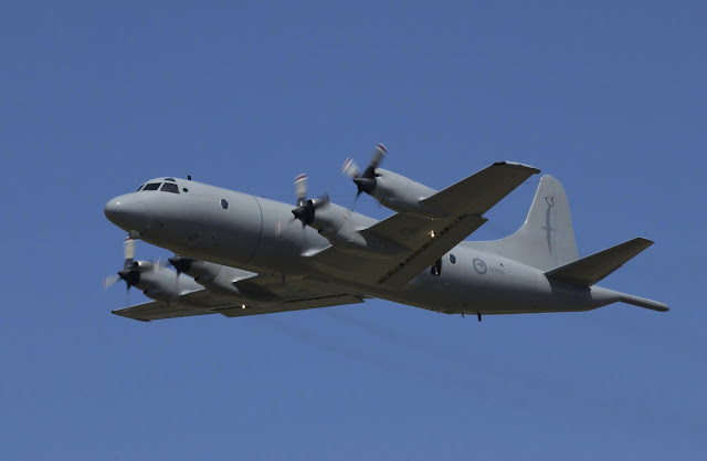 RNZAF P-3K Orion