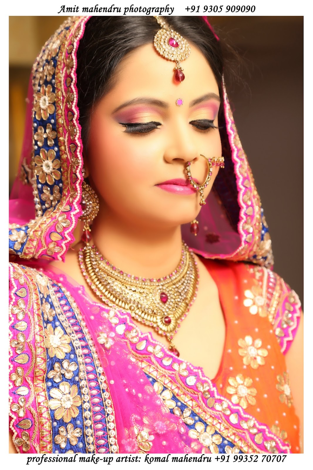 Komal mahendru s professional makeup lucknow india bridal makeup - Https Www Facebook Com Komal Mahendru