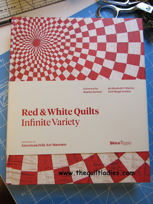 Red and White Quilts from American Folk Art Museum Book