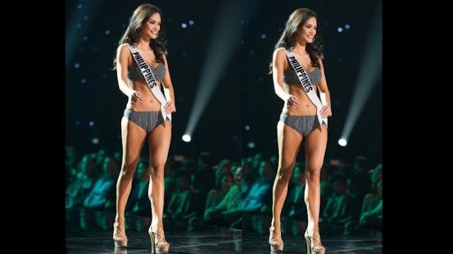 Bikini Seksi Miss Filipina Dipuji di Panggung, Dikecam di Sosmed