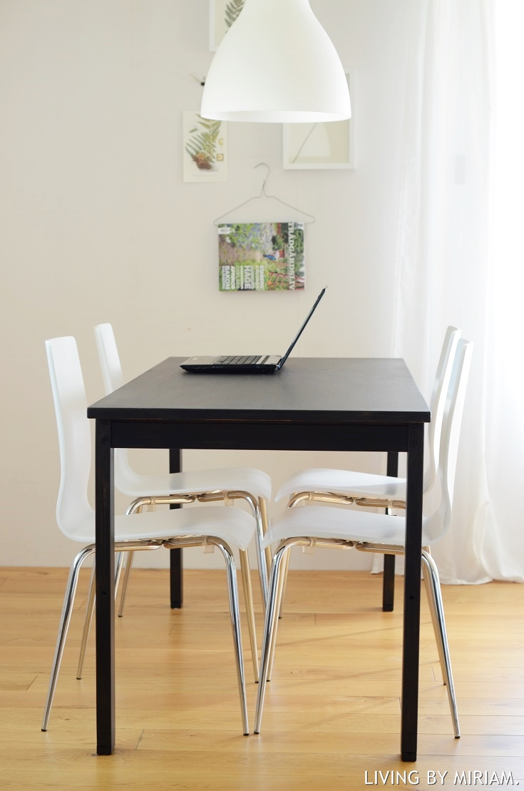 Lantliga Koksbord : diy koksbord  DIY project with an old desk to make a more peaceful