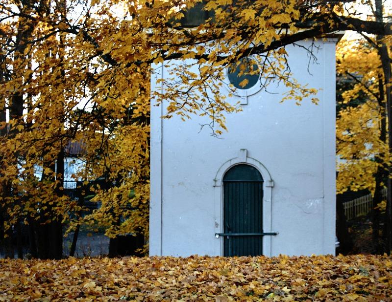 Helsinki, syksy