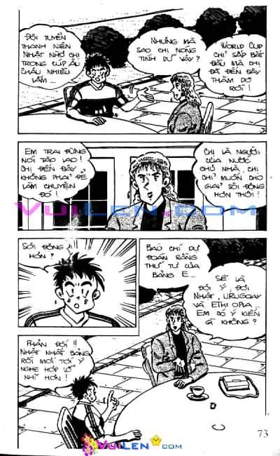 Jindodinho - Đường Dẫn Đến Khung Thành III Tập 63 page 73 Congtruyen24h