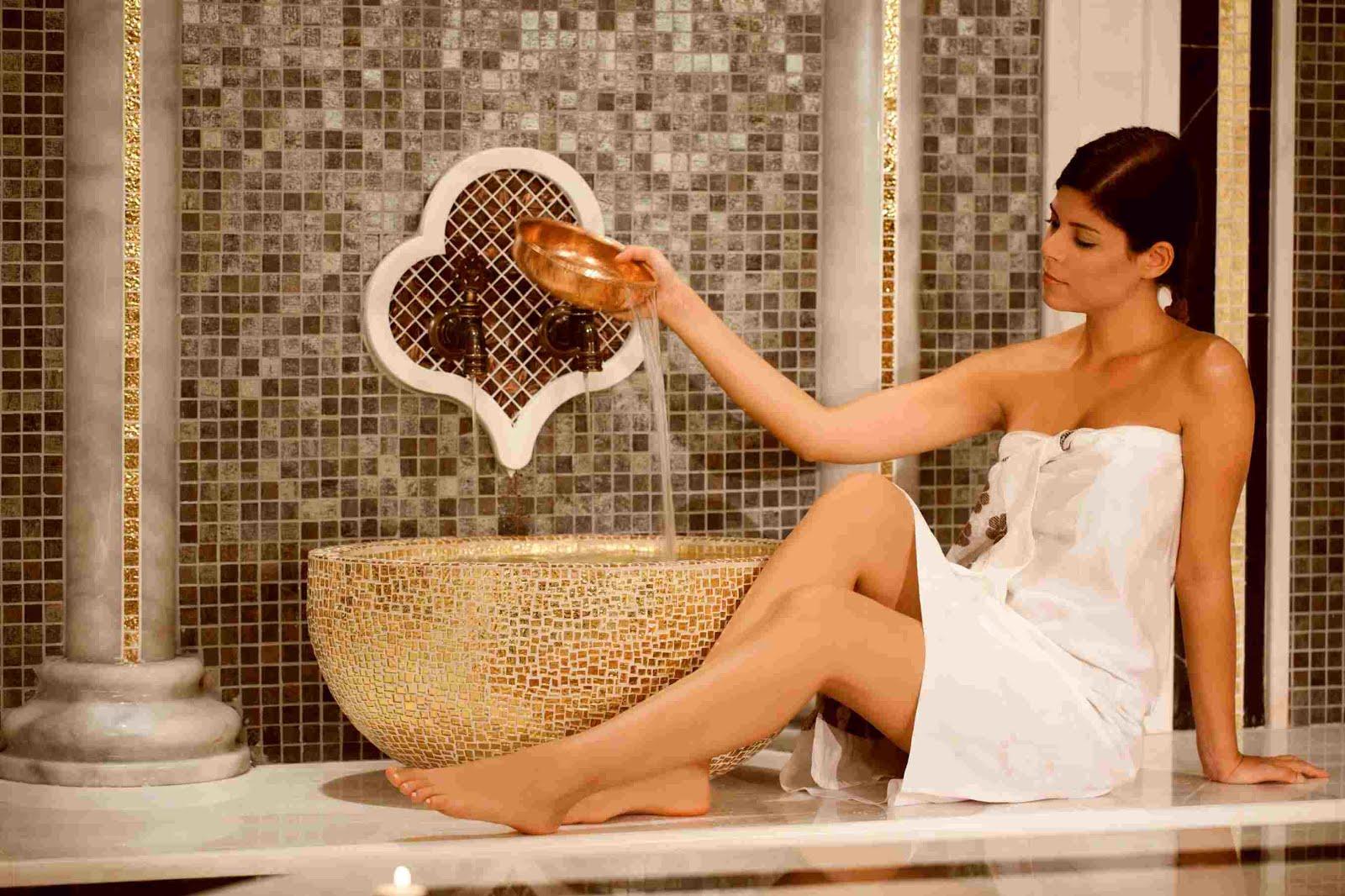Турецкий баня хамам секс 9 фотография