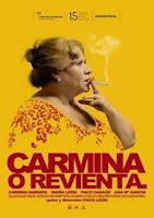 Cartel de la película 'Carmina o Revienta'