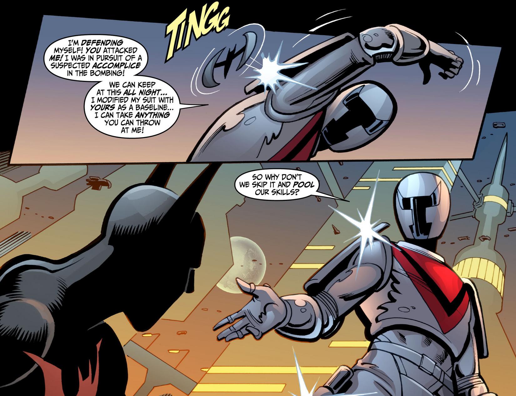 Batman Beyond (2012) Issue #11 #11 - English 20