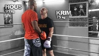 ROHFF - BOXE (SPARRING AVEC KRIM)