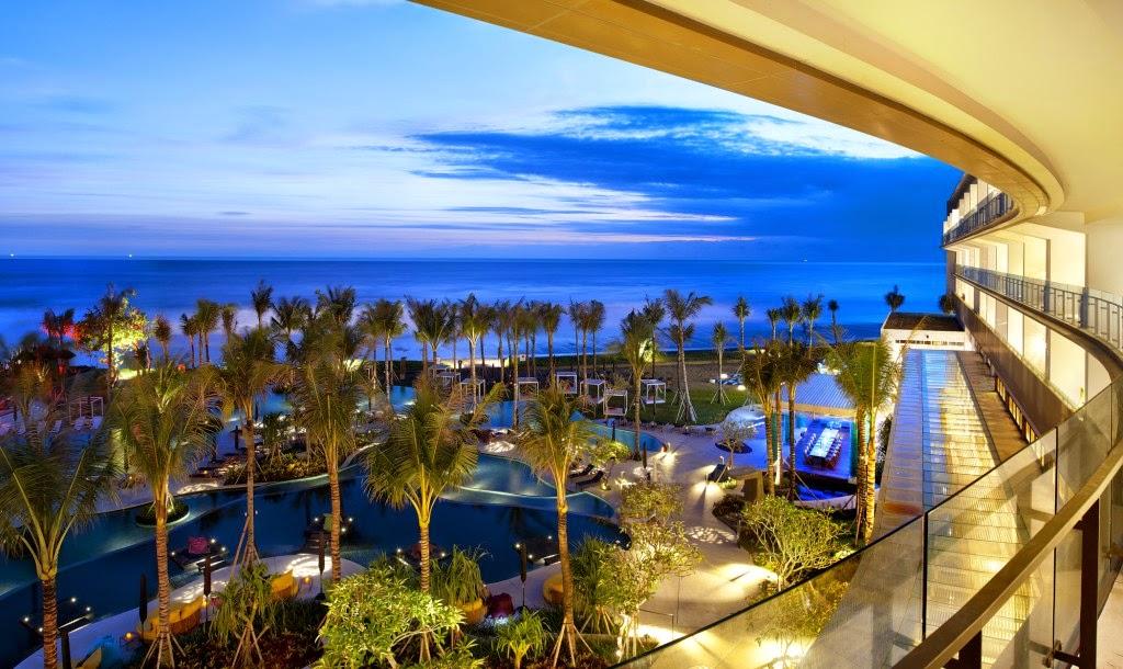 Seminyak (Indonesia) - W Bali Seminyak Retreat & Spa 5* - Hotel da Sogno