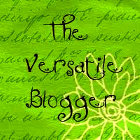 TAG: Versatile Blogger Award