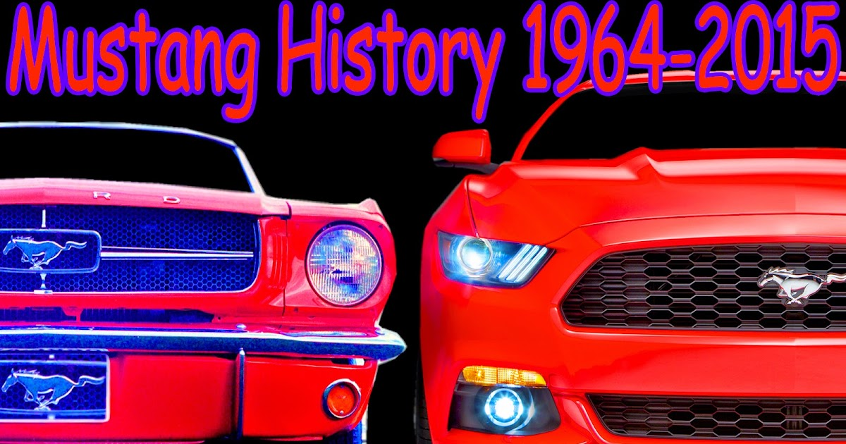 Carwp Hist 211 Ria Ford Mustang 1964 2015