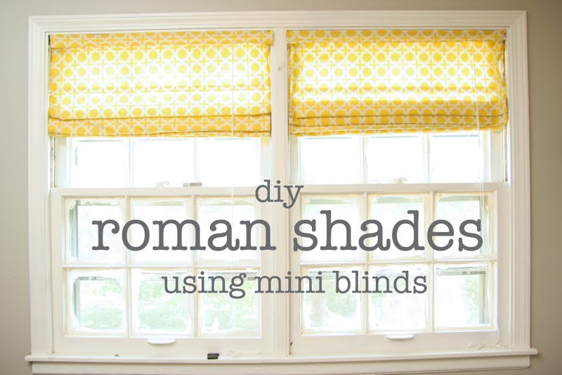 fine shade roman tutorial sew a seam blinds diy