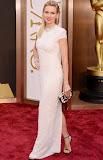 Наоми Уотс в блестяща бяла рокля на Оскари 2014