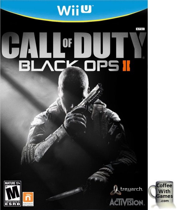 official looking while call of duty black ops 2 has