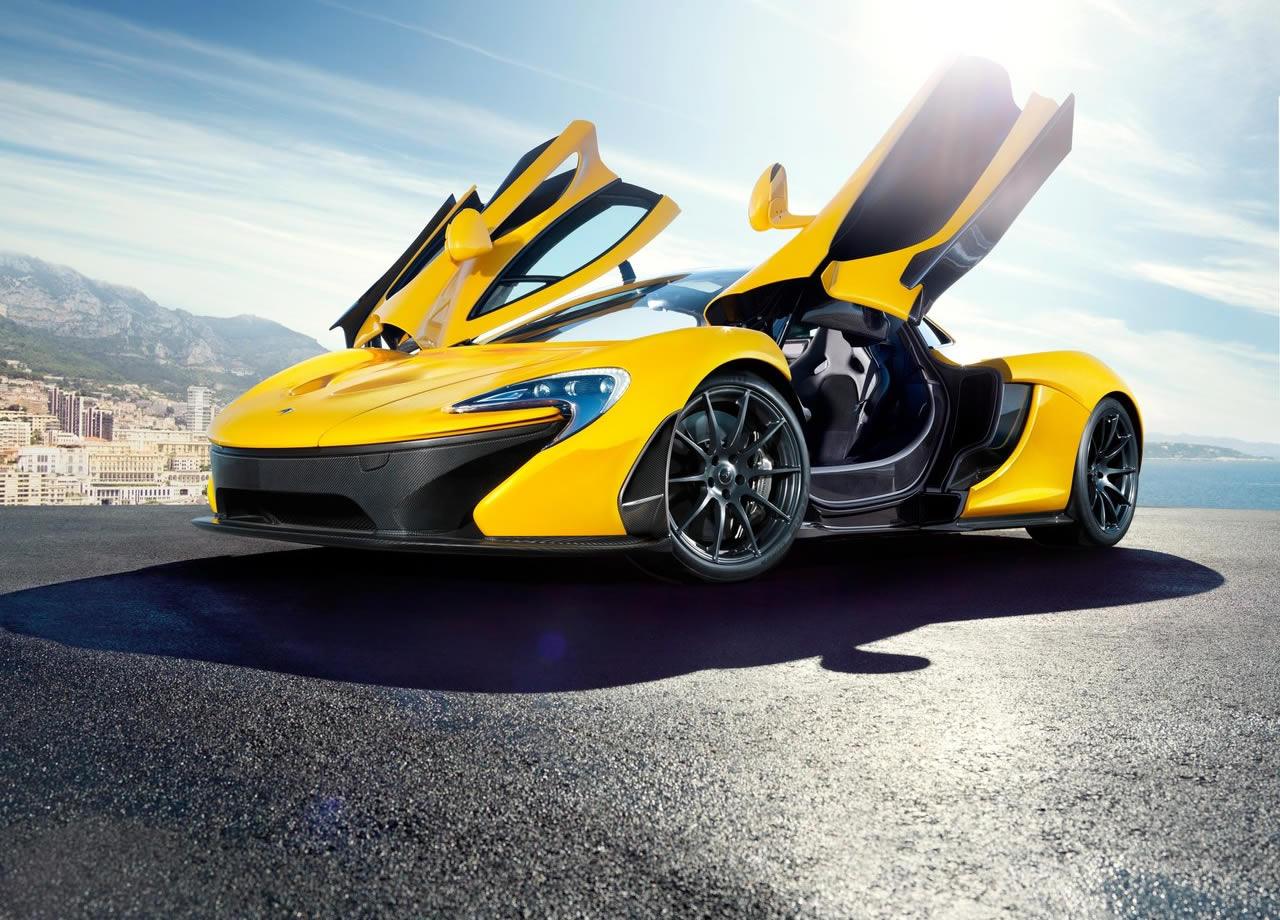 2014 McLaren P1 Images
