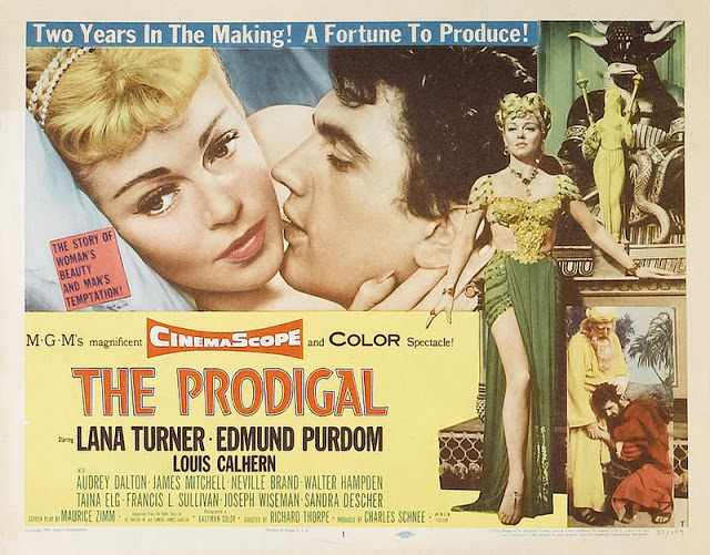 """The Prodigal"" (1955)"