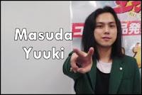 Masuda Yuuki Blog