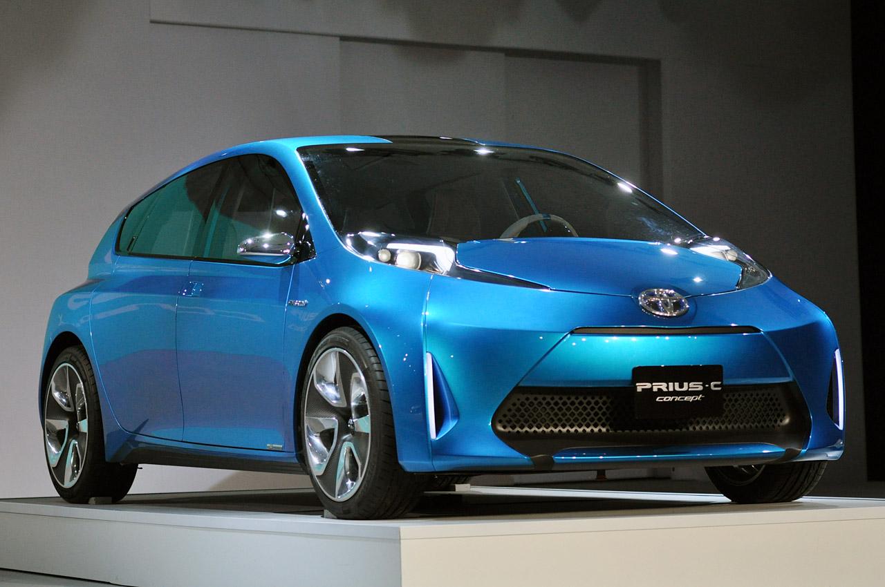 Toyota Toyota Prius C 2012 India Is The Toyota Prius C