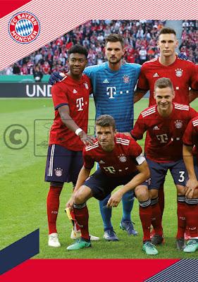 Michael Strein Autogrammkarte Bayern München II 2018-19
