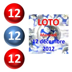 infographie LOTO 12/12/12