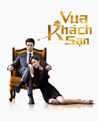 Phim Vua Khách Sạn - HTV2 MBC - Hotel King