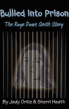"Co-Author of ""Bullied into Prison: The Raye Dawn Smith Story"""