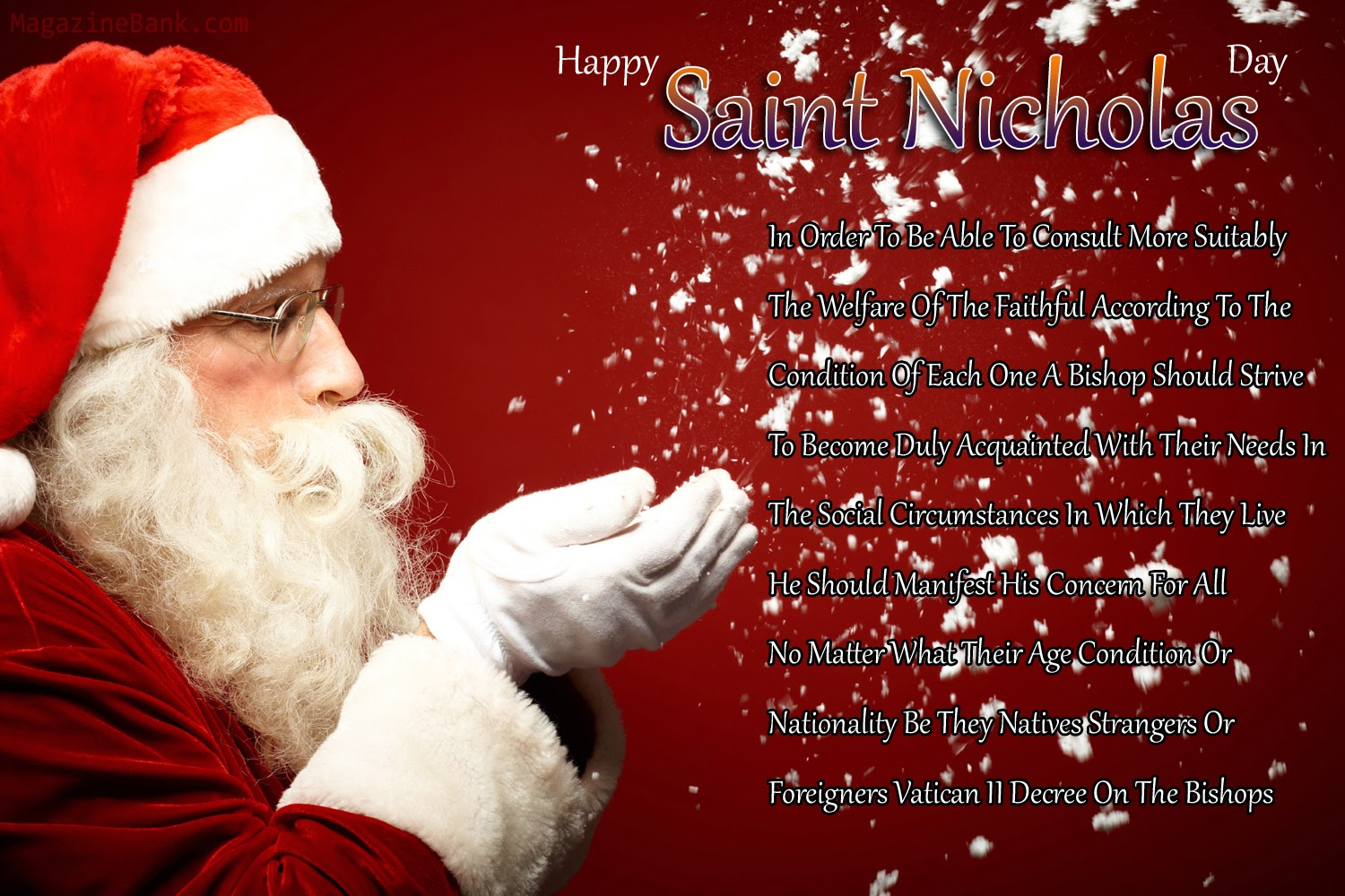 Quotes About St Nicholas. QuotesGram Great Pictures