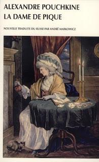 La dame de pique – Alexandre Pouchkine