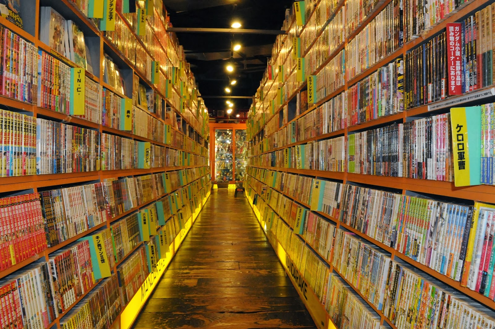 Store Information - MANDARAKE