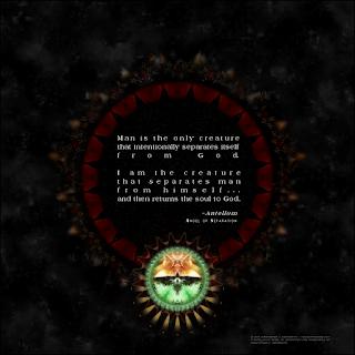 My Purpose - Antellum, Angel of Separation Copyright 2015 Christopher V. DeRobertis. All rights reserved. insilentpassage.com