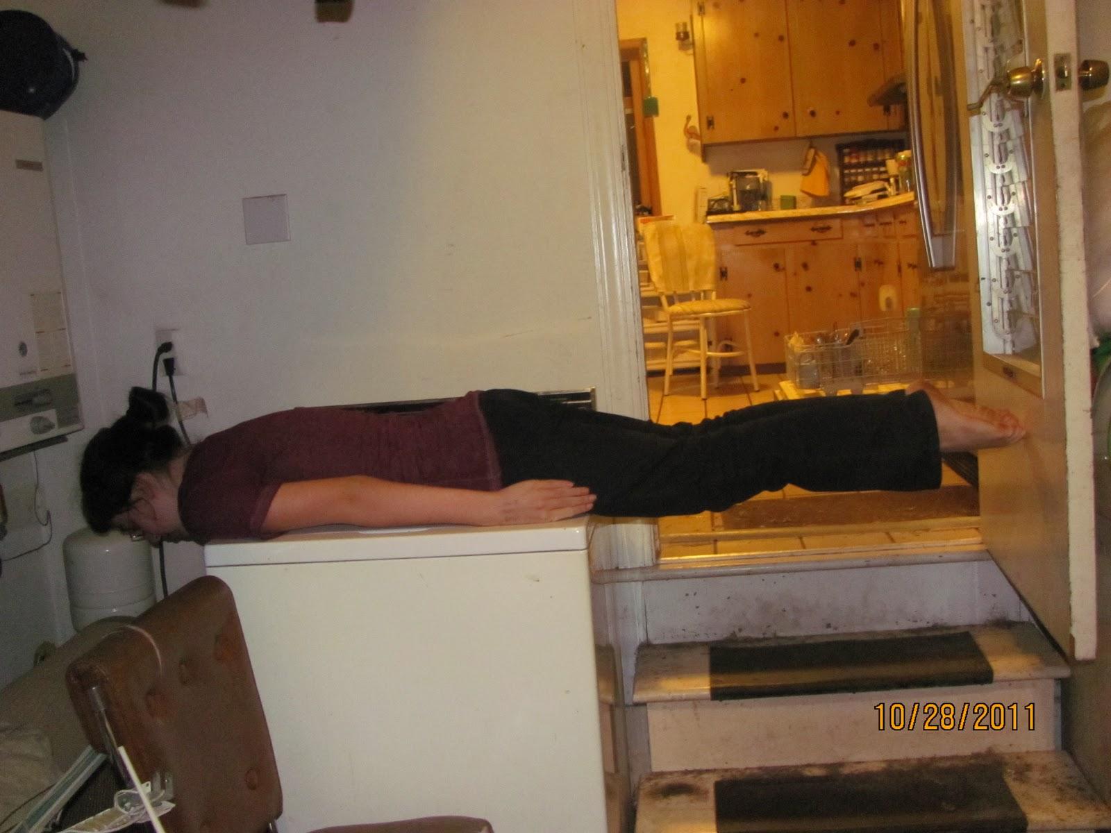 planking machine
