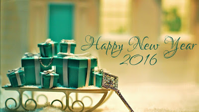 Happy New Year 2016 cards