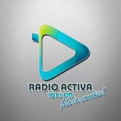 ESCÚCHANOS EN RADIO ACTIVA