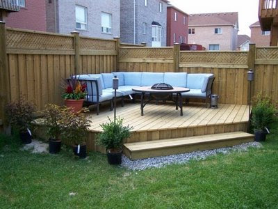 Backyard Landscaping Ideas | Apartment Pinterest
