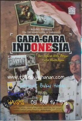 Buku: GARA-GARA INDONESIA – Agung Pribadi