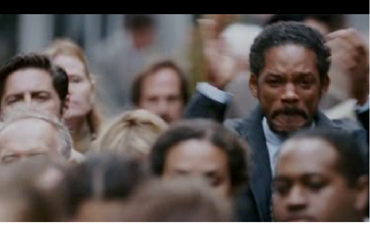 reaction paper for pursuit of happiness the movie