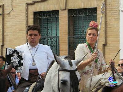 Hermandad del Rocío de Triana - Rocío 2015