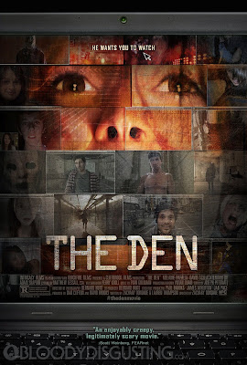 Download - The Den – HDRip AVI + RMVB Legendado ( 2014 )