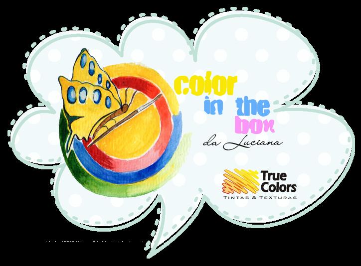 Meu mundo colorido com True Colors