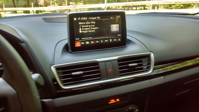 Mazda 3 USB Music
