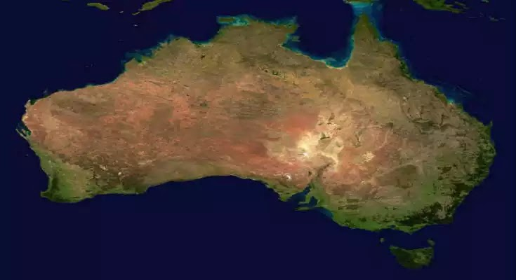 Η Αυστραλία μετακινείται τόσο γρήγορα που ούτε τα GPS δεν μπορούν να συντονιστούν