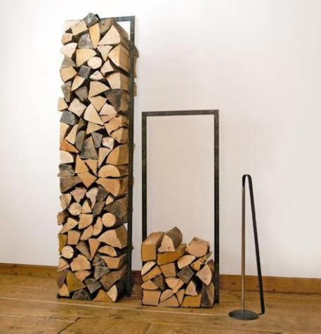 I 39 m glad i exist living room firewood storage diy plan - Rangement interieur bois de chauffage ...