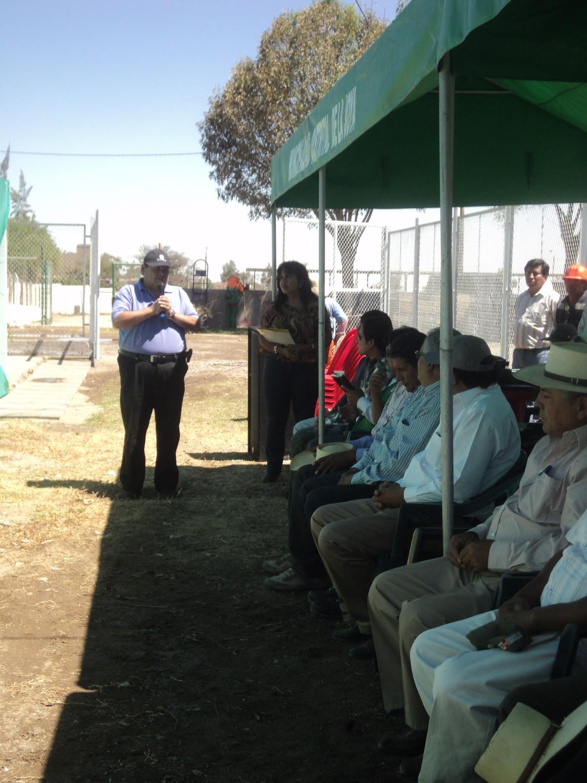 inauguracion de vivero municipal municipalidad distrital On proyecto de vivero municipal