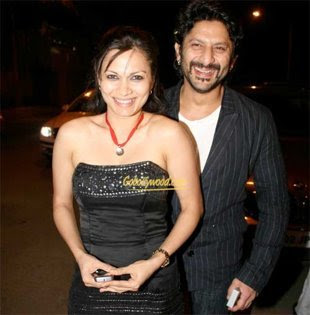 Maria Goretti and Arshad Warsi - Romantic Bollywood couples