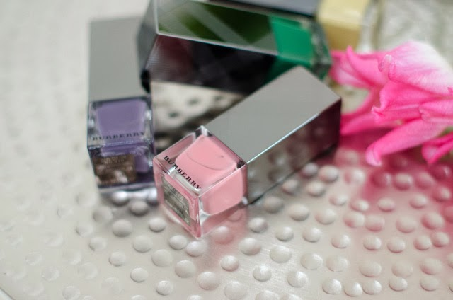 Burberry Nail Polish Rose Pink Nr. 400