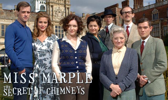 Les romans à suspense (qui ne mettent en scène aucun des détectives les plus connus d'Agatha Christie). Marple_Chimneys