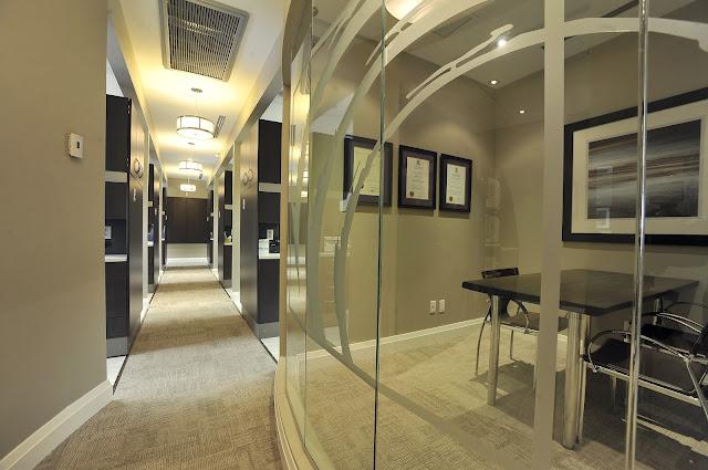 Catherine Staples Interiors Bayshore Dental Office Renovation